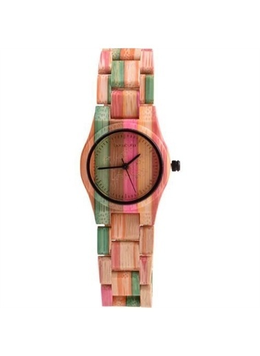 Bambum Bambum B0487 Kadın Kol Saati Renkli